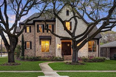 Bellaire Single Family Home For Sale: 4310 Compton Circle
