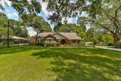 Tomball Single Family Home For Sale: 8818 Seber Drive