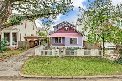 Single Family Home For Sale: 714 E 24 Street