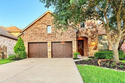 Cinco Ranch Single Family Home For Sale: 25919 Brad Hurst Court