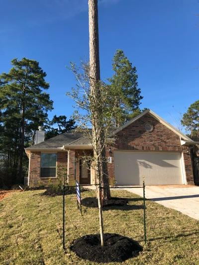 Montgomery Single Family Home For Sale: 11614 Alcott Drive