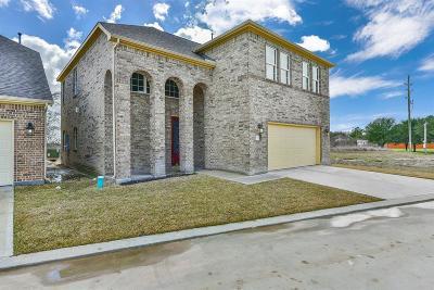 Houston Single Family Home For Sale: 14627 Sanour Drive