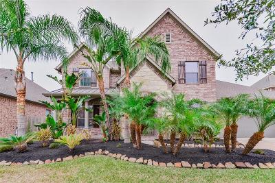 League City Single Family Home For Sale: 4520 Bonita Way
