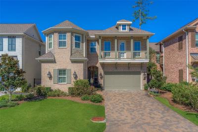 The Woodlands Single Family Home For Sale: 110 McKinley Landing Lane