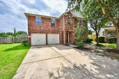 Katy Single Family Home For Sale: 6655 Stonefort Court