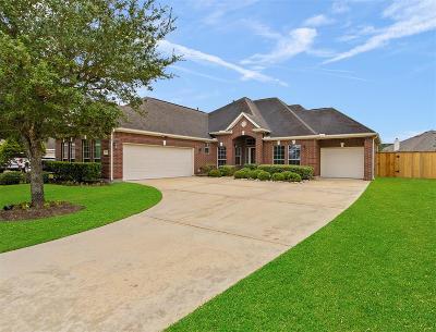 Cypress Single Family Home For Sale: 27203 Horseshoe Falls Lane
