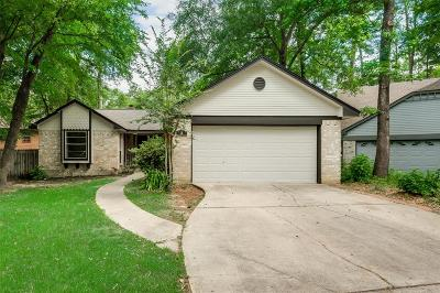 The Woodlands TX Single Family Home For Sale: $194,900