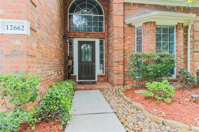 Montgomery Single Family Home For Sale: 12662 Browning Drive