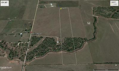 Wharton County Country Home/Acreage For Sale: 00 County Rd 357