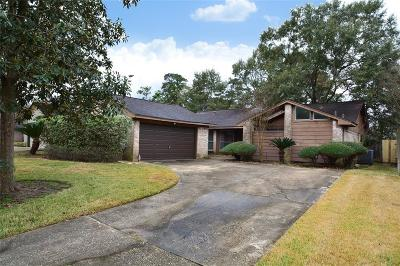 Spring, The Wodlands, Tomball, Cypress Rental For Rent: 25815 Pepper Ridge Lane