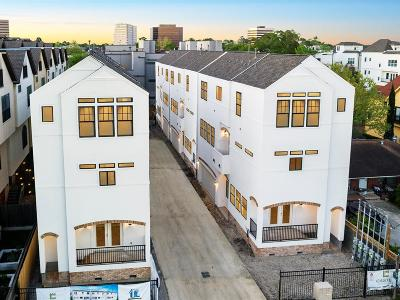 Condo/Townhouse For Sale: 1249 W 23rd Street