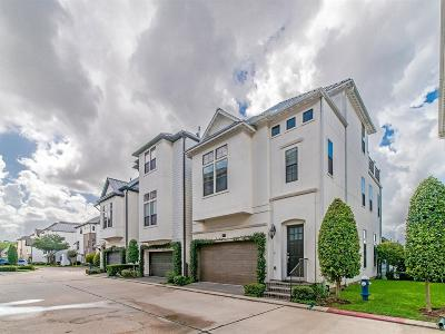 Houston Single Family Home For Sale: 8835 Lakeshore Bend Drive