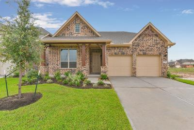 Humble Single Family Home For Sale: 15435 Kirkdell Bend Drive