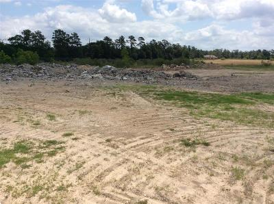 Tomball Farm & Ranch For Sale: Hufsmith Kohrville Road