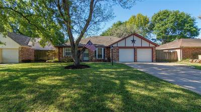 Katy Single Family Home For Sale: 5355 Marian Street