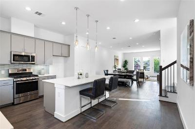 Houston Condo/Townhouse For Sale: 449 W 25th Street #D