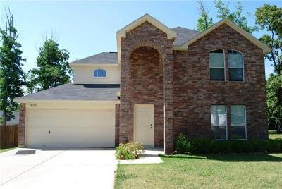 Willis Single Family Home For Sale: 14137 Broken Arrow Drive