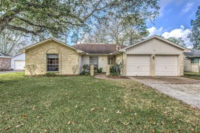 Alvin Single Family Home For Sale: 1920 Tracy Lynn Lane