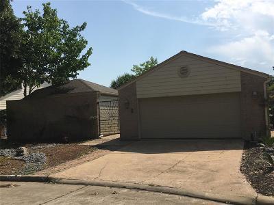 Houston Single Family Home For Sale: 4047 Heathersage Drive
