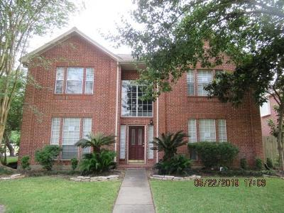 Tomball Single Family Home For Sale: 12703 Hammersmith Drive