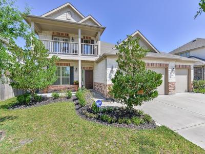 Katy Single Family Home For Sale: 3315 Gibbons Crest Lane