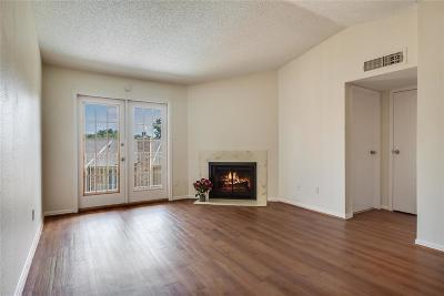 Houston Condo/Townhouse For Sale: 11201 Lynbrook Drive #3609