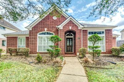 Sugar Land Single Family Home For Sale: 5919 Amherst Court