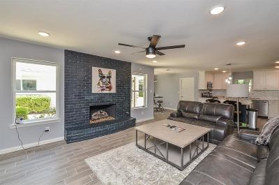 Houston Single Family Home For Sale: 5323 Winding Way Drive