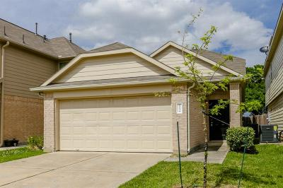 Single Family Home Sold: 15538 Kiplands Bend Drive