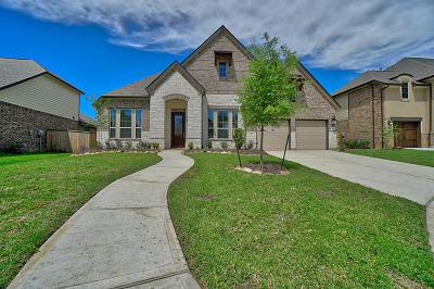 Kingwood Single Family Home For Sale: 5827 Majestic Harbor Lane