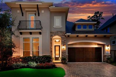 Shenandoah Single Family Home For Sale: 318 Sonoma Court