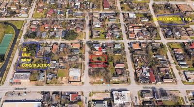Houston Residential Lots & Land For Sale: 2414 Gano Street