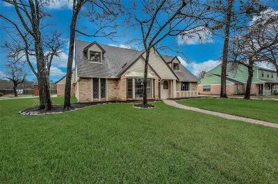 Houston Single Family Home For Sale: 1726 Elk River Road