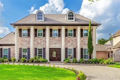 Houston TX Single Family Home For Sale: $564,900