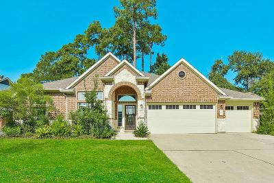 Montgomery Single Family Home For Sale: 2815 Chaucer
