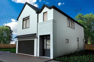 Houston Single Family Home For Sale: 1729 Moritz Drive