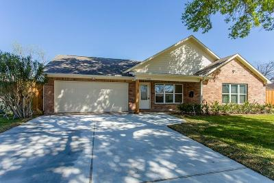 Houston Single Family Home For Sale: 7130 Sharpview Drive