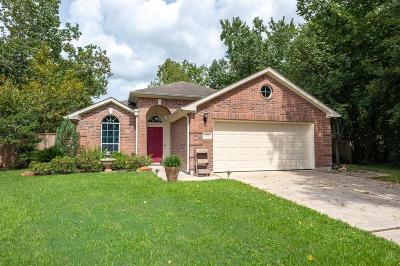 Crosby TX Single Family Home For Sale: $187,000