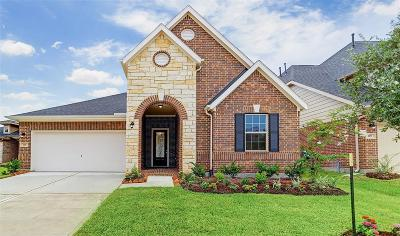 Tomball Single Family Home For Sale: 115 Covington Court