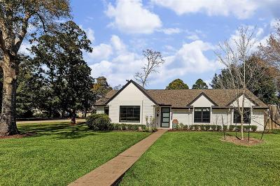 Houston Single Family Home For Sale: 9222 Olathe Street