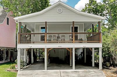 Clear Lake Shores Single Family Home For Sale: 926 Elm Road