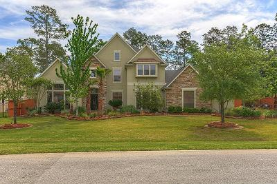 Spring Single Family Home For Sale: 7938 Wooded Way