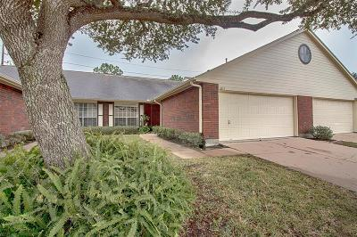 Pearland Condo/Townhouse For Sale: 3314 S Country Meadows Lane