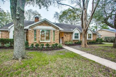 Galveston County, Harris County Single Family Home For Sale: 5326 Rutherglenn Drive
