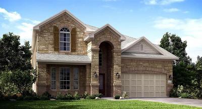 Rosharon Single Family Home For Sale: 5126 Victory Shores Lane