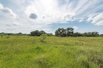 Colorado County Country Home/Acreage For Sale: County Road 2104