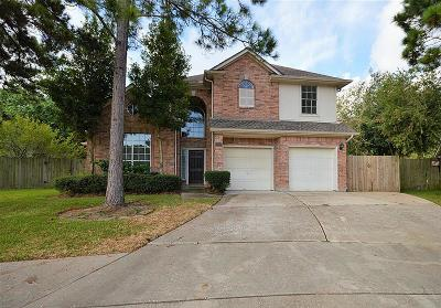 Seabrook Single Family Home For Sale: 1911 Islander Way