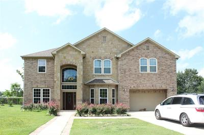 Pearland Single Family Home For Sale: 3818 Fm 1128 Road