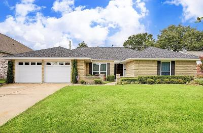 Houston Single Family Home For Sale: 5726 Kuldell Drive
