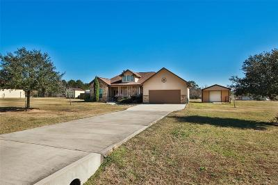 Willis Single Family Home Option Pending: 11457 Oak Springs Drive